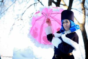 Juvia will defeat you by LYS-Cosplay