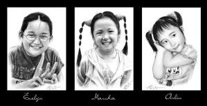 3 Sisters by FrankGo