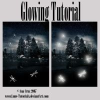 Glowing Tutorial by Lune-Tutorials