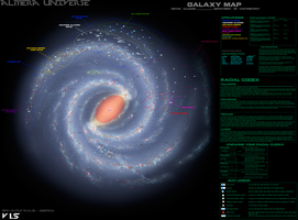 [Almera Universe] Galaxy Map V-1.5 by Gwentari