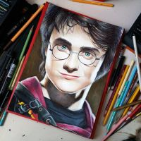 Harry Potter by me-erased