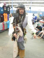 Jack Sparrow cosplay by videogameking613
