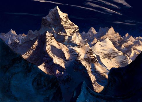 Quintessential Mountain by Fyreant
