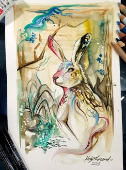 271- Hare by Lucky978