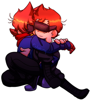 Future TomTord Req by GhostBoio