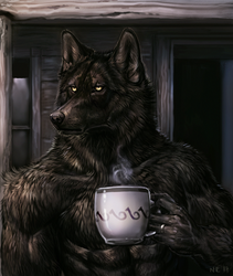 Coffee by NukeRooster