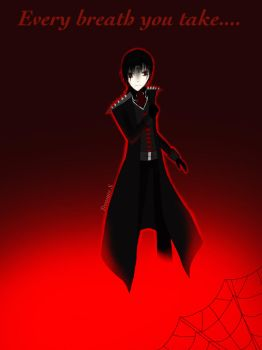 The King of Vampires by LittleMissTreasure
