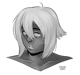 Patreon: Rae Bust 2 by Fellier