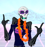 Casual Uncle Death by Wuselig