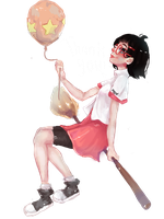 Thank you! by wafflerp