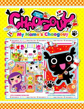 Chaogouy Poster by chaogouy