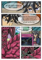 YGO D-stortion Doujin - Ch 14 - Page 9 by threatningroar