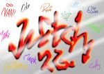 Witch 2G signatures by YummingDoe4