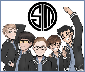 TEAM SOLOMID POSTER by Aishyu