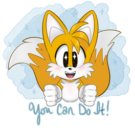You Can Do It by DevotedSidekick