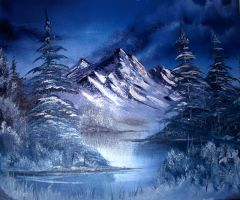Icy Scapes by sicMoP