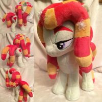Tree Hugger Plush by BubbleButtPlush