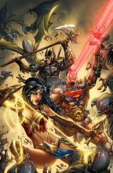 Dark Nights Metal Trinity by eBas by ebas