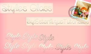 Styles Glass by BellakysBlueTeam