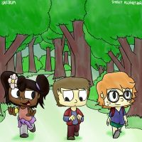 A Stroll Through The Woods by timsplosion