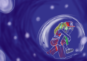 Cave Story - Water Way by Mayrune