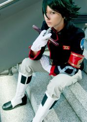 Eureka Seven: Dominic. by amyschn