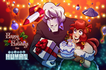 TH - Happy Holidays 2014 by IntroducingEmy