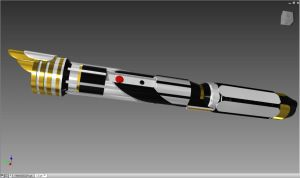 Lightsaber by ExoticcTofu