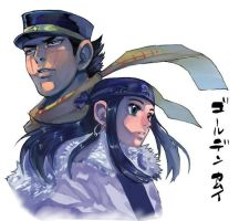 Golden Kamuy by Gobusawa