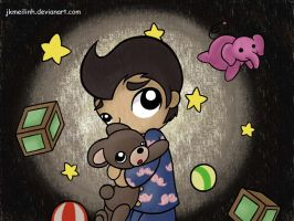 Markiplier - Among the Sleep by JKMeiLinh