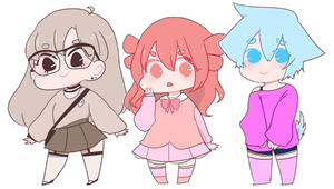smol cheebs by oreosampai
