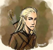 Legolas by compoundbreadd