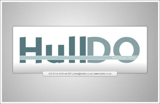 HullDO Business Card by Paul-9107