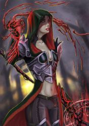 Bloodmage by Dinoforce