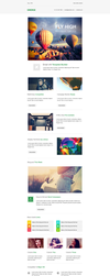 Emerge Responsive Email Newsletter Template by asramnath