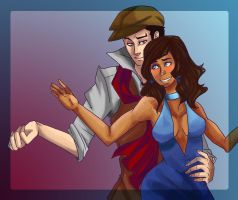 Our Own Socially Awkward Dance by Hinapouri
