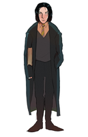 snape just standing there by Kvasii