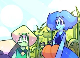 Gem Harvest by PixelPandas
