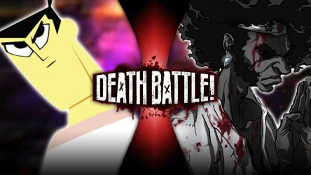 Death Battle | Samurai jack vs. Afro Samurai by TheRoseFlower