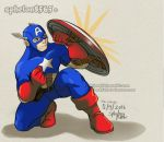 Captain America preview by sphelon8565