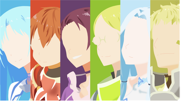 Sword Art Online - Sleeping Knights by DisasterMastr