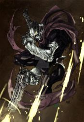 Darksiders Strife - Joe Mad by Zeag