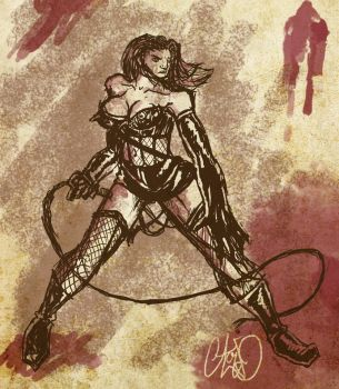 dominatrix speed 30 mins ish 2 by wallmasterr