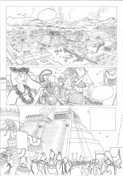 Page 11 preview by SaxtorphArt