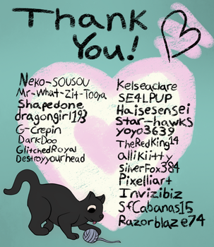 Thank You For 20 Watchers! by narkissa03