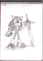 Call me ''Sir Sonic'' by Lady-Platypus