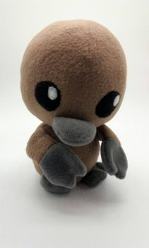 Platypus Plush by Gemlettuce