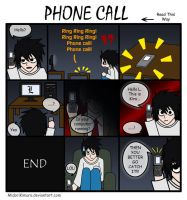 Phonecall by LazyPandas