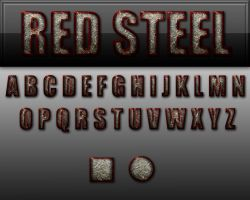 Red Steel Style -FREE- by Xiox231
