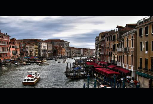 Venice, Italy by DTherien
